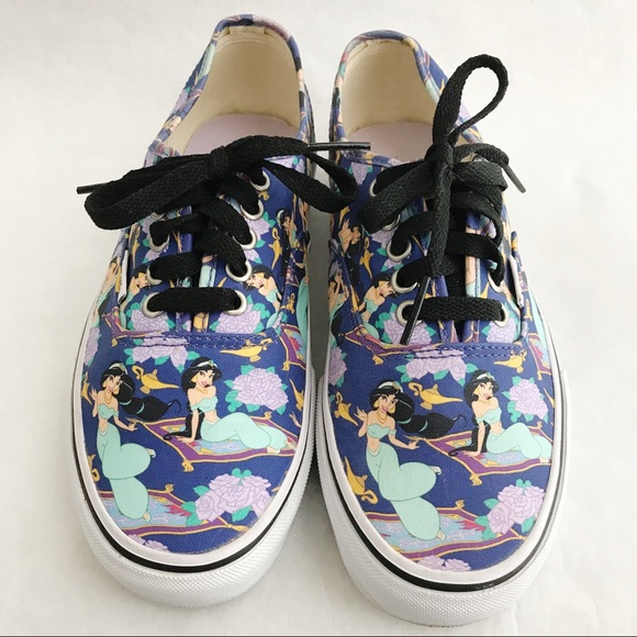 059b1d97724 Disney Princess Jasmine Vans. M 5c27d448df0307a5f44ce21c. Other Shoes ...